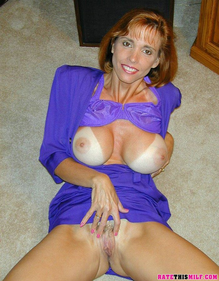 Hairy amateur milf galleries