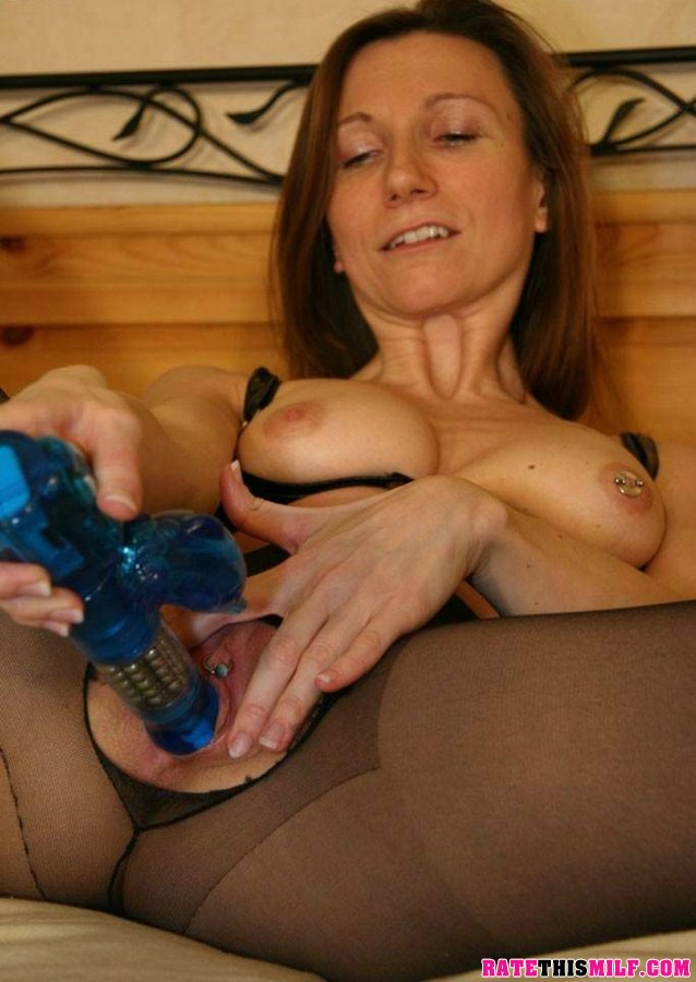 Amateur milfs with toys